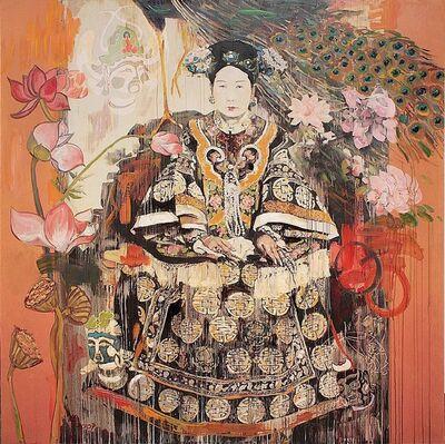 Hung Liu, 'Dowager Empress', 2008