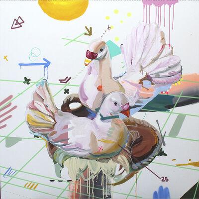 Alejandra de La Torre, 'Herencias 8', 2018