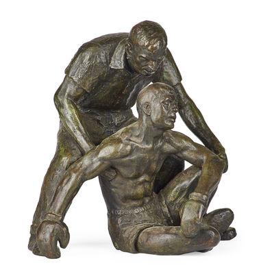 Joe Brown, 'Pietà', 1944