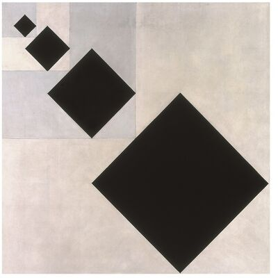 Theo Van Doesburg, 'Arithmetic Composition', 1929-1930