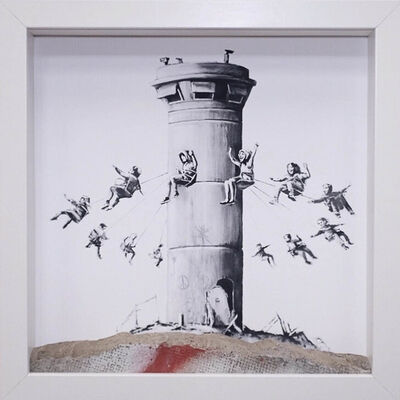 Banksy, 'Walled Off Hotel Box Set #1199', 2017-2018