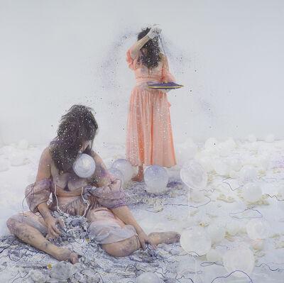 Annie Baillargeon, 'Le cycle des affamés 3', 2019