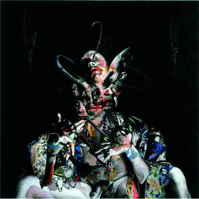 Chambliss Giobbi, 'Tanz Fur Mich-Salome! (Self portrait)'