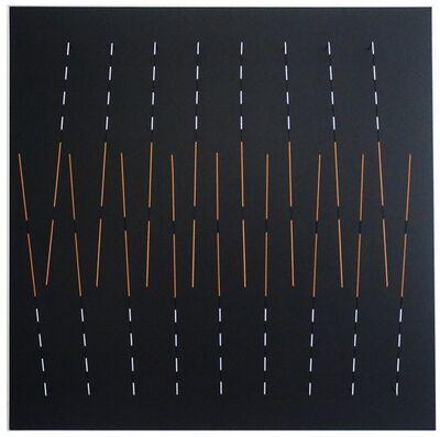 Rafael Martinez, 'Lineas y espacio 1'