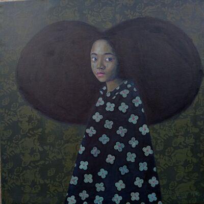 oluwole omofemi, 'Omonalisa II', 2019
