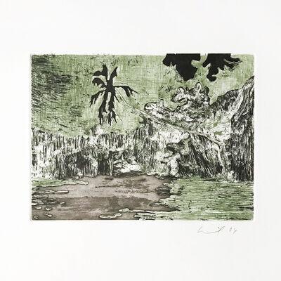Peter Doig, 'Black Palm', 2004