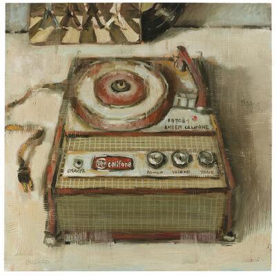 Bradford J. Salamon, 'Rheem Califone record player'