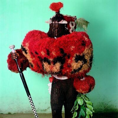 Phyllis Galembo, 'Ekpe Masquerade, Nigeria', 2005