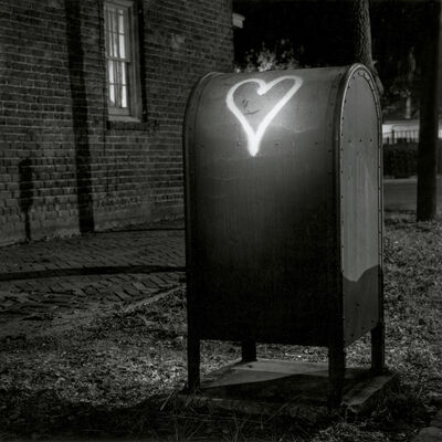 Cheng Chang WU, '情緒地景-信箱 Seeing and Construction-Mailbox', 1999