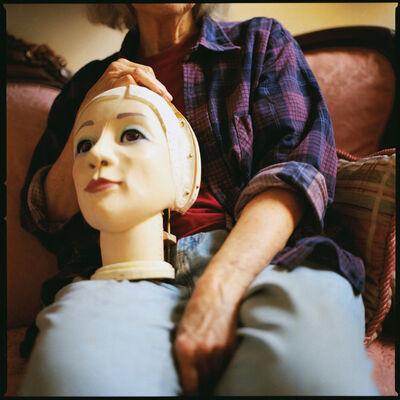 Natalia Rivera, 'Ellen Rixford: The Master Puppeteer', 2017