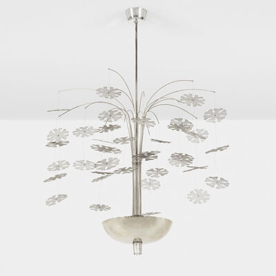 Paavo Tynell, 'Rare chandelier', c. 1948