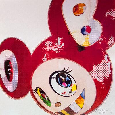 Takashi Murakami, 'And Then... (red)', 2013