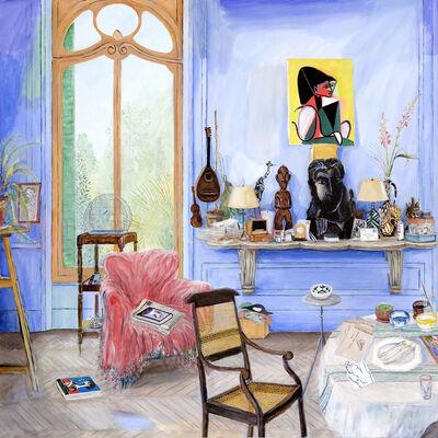 Damian Elwes, 'Picasso's Villa La Californie VII', 2005-2018