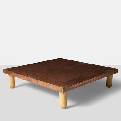 Lorenzo Burchiellaro, 'Copper Coffee Table by Lorenzo Burchiellaro', ca. 1970