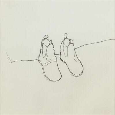 Vik Muniz, 'Shoes', 1994