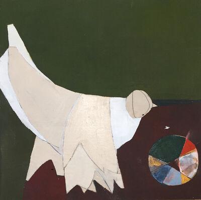 Sara Matson Westover, 'Bird and Wheel Small', 2019