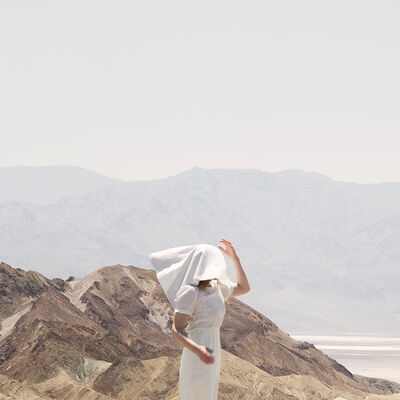 Maia Flore, 'Flowing in Death Valley', ca. 2019