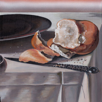 Melissa Furness, 'Man cannot live by bread alone ', 2019