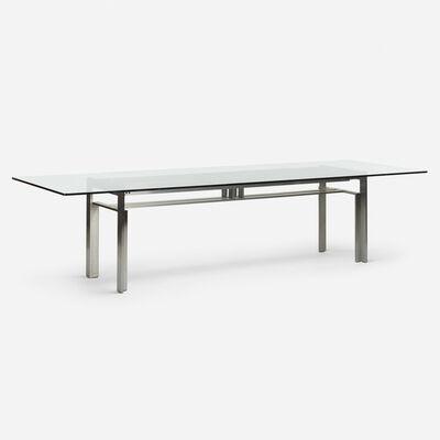 Carlo Scarpa, 'Doge dining table', 1963