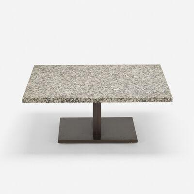 Warren Platner, 'Coffee table', 1974