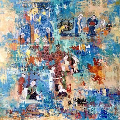Nurieh Mozaffari, 'Passage du temps VII', 2018