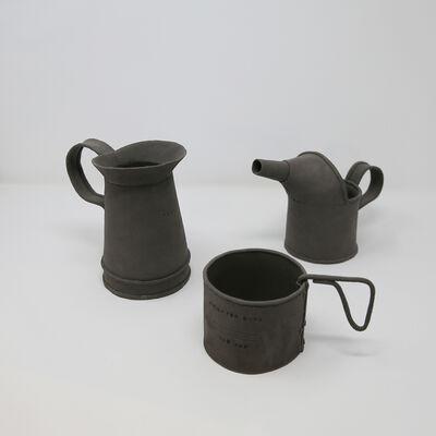 Kaori Tatebayashi, 'Three Objects in Black', 2018