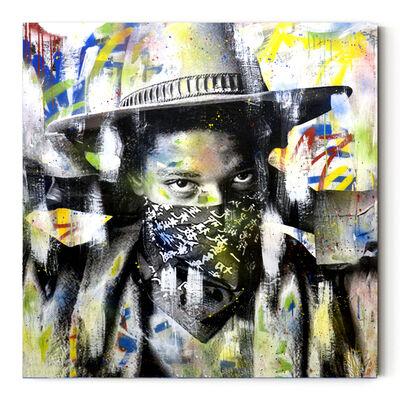 Seek One, 'Basquiat', 2021