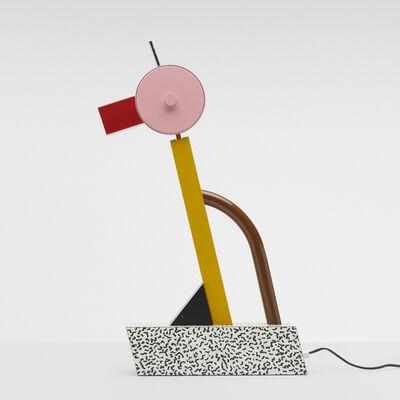 Ettore Sottsass, 'Tahiti table lamp', 1981