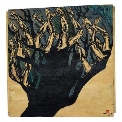 Ly Tran Quynh Giang, 'Tree', 2009