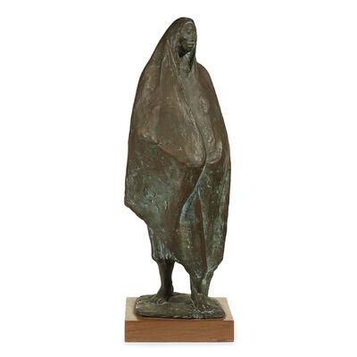 Francisco Zúñiga, 'Standing Woman with Shawl', 1963