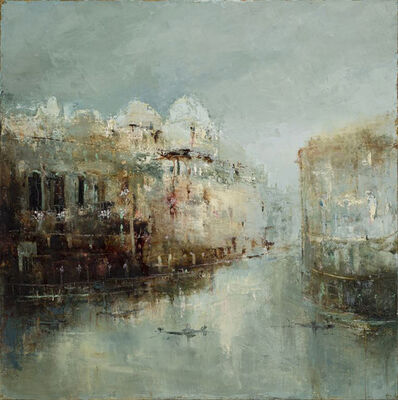 France Jodoin, 'Silence rows the songless gondolier', 2020
