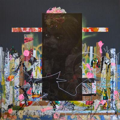 Fausto Fernandez, 'Black Monolith', 2018