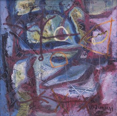 Le Trieu Dien, 'Alluvial 20', 2011