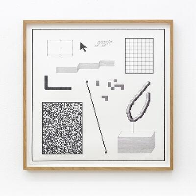 Arno Beck, 'Googleheim Museum', 2018