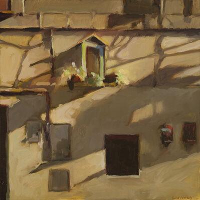 Connie Hayes, 'Wall Shrine, Civita'