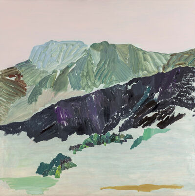 Chih-Hung Kuo, 'A Mountain-6', 2014