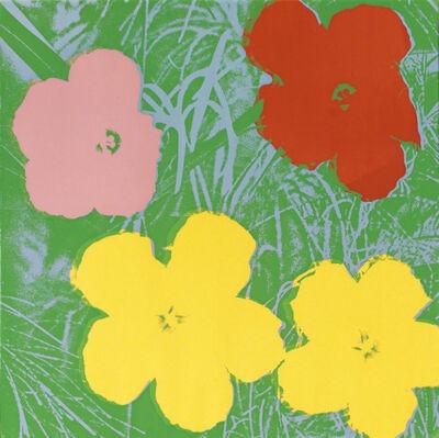 Andy Warhol, 'Flowers, II.65', 1970