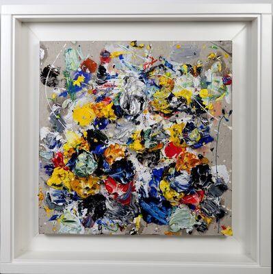 Ismael Lagares, 'Yellow II', 2019