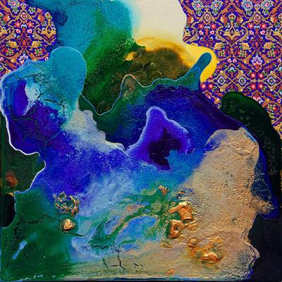 Hedieh Javanshir Ilchi, 'Across Solemn Distances 18', 2019