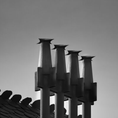 Aitor Ortiz, 'Gaudí 026', 2018