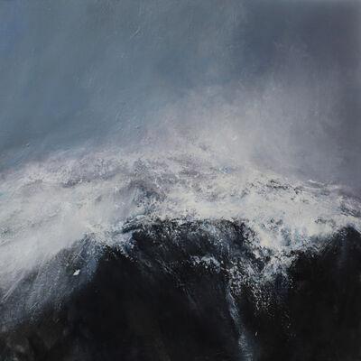 Janette Kerr, 'Falling, Hiorthfjellet', 2018