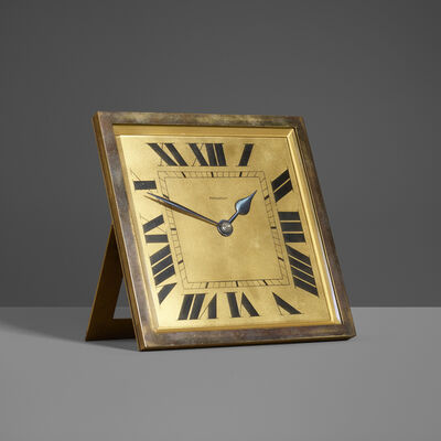 Tiffany & Company, 'Desk Clock', c. 1925