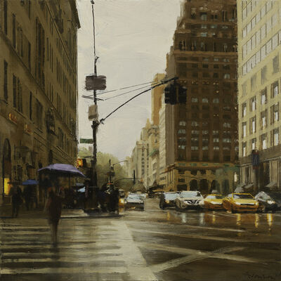 Ben Aronson, 'South of the Park on Fifth', 2020