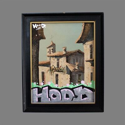 HoodKitsch, 'HOOD', 2019