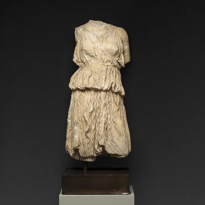 Unknown Roman, 'Roman Marble Torso of the Goddess Diana', 100-200