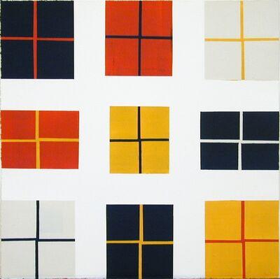 Stephen Westfall, 'Waltz', 2003