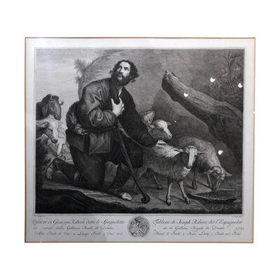 Jusepe de Ribera, 'Tableu de Joseph Ribera', ca. 1870