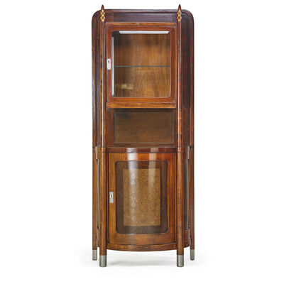 Josef Hoffmann, 'Display cabinet, Austria', early 1900s