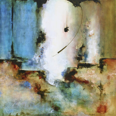 Joseph Maruska, 'Blue Caldron', 2019