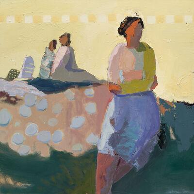Linda Christensen, 'Seaside', 2018